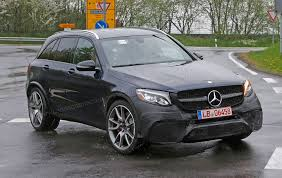glc mercedes 2014 mercedes amg glc 63 spied the crossover is coming by car
