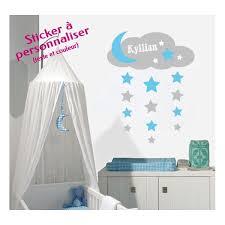 stickers étoiles chambre bébé sticker constellation d étoiles personnalisé graphik spirit