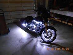 white led motorcycle light kit shop work installed a stage 2 fusion led accent light kit on this