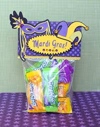 mardi gras candy favors pour mardi gras mardi gras favours and cricut