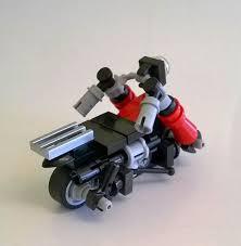 Lego Ideas Honda Z100 Monkey Bike