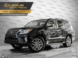 used 2015 lexus lx 570 lexus lx 570 for sale in edmonton alberta