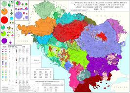 Map Of Albania Danubian Europe Greece Bulgaria Yugoslavia Albania Romania