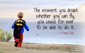 you can fly the moment motivational quote of the day