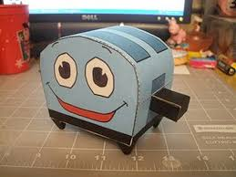 Brave Little Toaster Movie Papercraft The Brave Little Toaster Geekadelphia