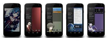 home themes for android scope s anime homescreens by scope10 on deviantart