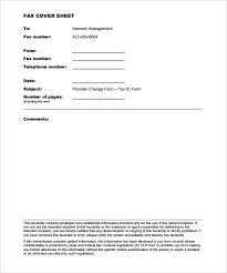 cover sheet example blank fax sample cover letter sample fax