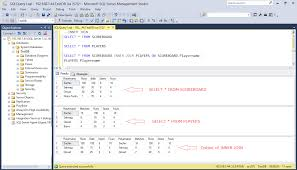 sql query join tutorial sql joins left right inner and full outer join sql tutorial