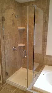 Shower Door Panel 90 Degree Frameless Shower Doors