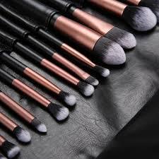professional makeup tools pro 24pcs cosmetic makeup brushes set kit blush powder eyeshadow