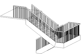 Parts Of A Banister Modify Stair Railings Revit Products Autodesk Knowledge Network