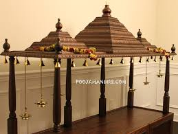 pooja room door designs with bells puja room pinterest room