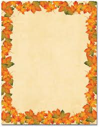 thanksgiving letterhead templates happy thanksgiving