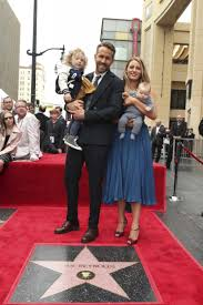 blake lively shows off her beautiful babies in cool blue dress video