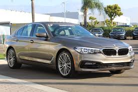 bmw 5 series for sale ontario 2017 bmw 5 series 530i sedan for sale in ontario ca 52 185 on