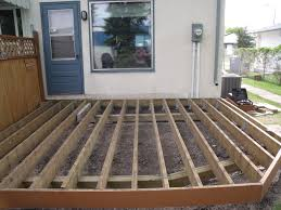 latest building a deck with diy deck building on home design ideas