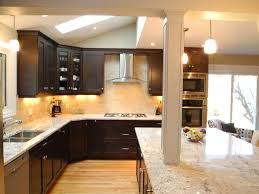Kitchens With White Granite Countertops - galaxy white granite countertop installation in clifton nj