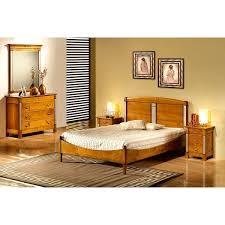 chambre en merisier chambre adulte merisier massif elisabeth meubles elmo