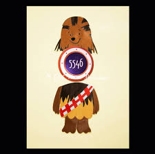 Star Wars Room Decor Etsy by Winnie The Pooh Chewbacca Star Wars Magnet For Disney Cruise Door