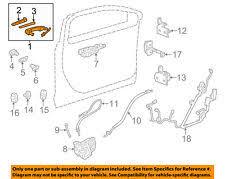 general motors genuine oem car u0026 truck exterior door handles for