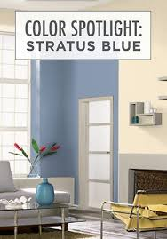 featuring behr paint in rice wine stratus and white veil this