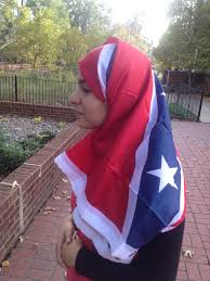 Cool Rebel Flag The Hijab As A Confederate Flag Why Evolution Is True