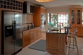 hickory kitchen island 86 exles astounding kitchen island rustic shaker cabinets