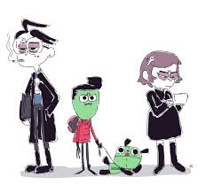 invader zim giving less and less of a invader zim know your meme