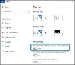 Three Blind Mice Notes For Keyboard Hp Pcs Windows 10 Accessibility Options Hp Customer Support