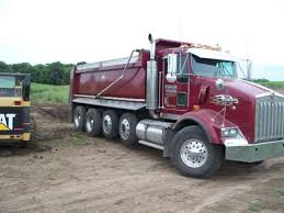 2000 kenworth t800 for sale 2000 kenworth t800 quad axle dump truck for sale in eyota minnesota