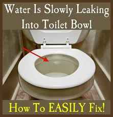 How To Fix A Slow Bathroom Sink Drain Water Is Slowly Leaking Into Toilet Bowl How To Fix