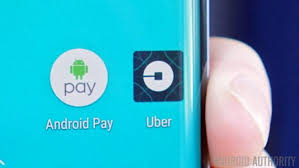 uber for android pay for uber with android pay and get a 50 discount on your fare