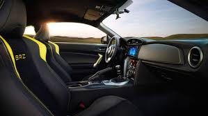 subaru car interior subaru gives the 2017 brz track spec upgrades fit my car journal