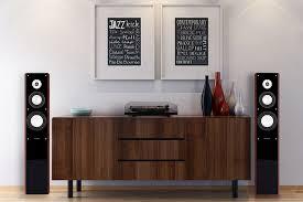 In Wall Speakers Vs Bookshelf Speakers Floor Standing Vs Bookshelf Loudspeakers Which Is Best
