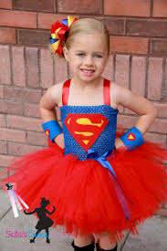 supergirl halloween costumes super superhero tutu dress and costume