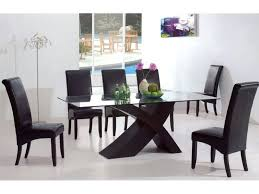 Modern Dining Room Sets For 8 Dining Table Contemporary Glass Dining Tables And Chairs
