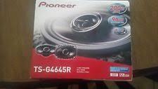 pioneer 4x6 pioneer 4x6 speakers ebay