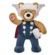 build a teddy build a releases thor and teddy bears and costumes
