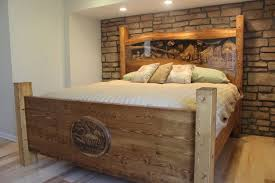 King Size Wooden Headboard Wooden Headboard And Footboard Inside Best 25 Ideas On Pinterest