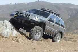 Grand Cherokee Off Road Tires Jeep Grand Cherokee Wj Lifted Luxury Project