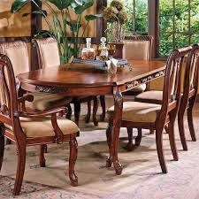 Steve Silver Dining Room Furniture Steve Silver Company Harmony Rectangular Dining Table With Leaf