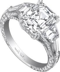 neil emerald cut engagement rings neil engagement rings on fingers 48 my style