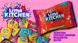 little kitchen blind bags glow scented colour change u0026 magnetic