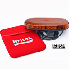 amber mini light bar britax 12 24v reg65 led magnetic amber super low profile mini