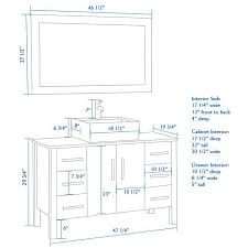 standard mirror sizes for bathrooms cool glamorous bathroom mirror height on home design in standard