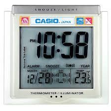 amazon com casio dq750f 7df multi function digital thermometer