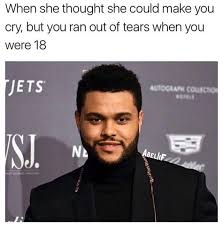 The Weeknd Hair Meme - 9 funny memes with the weeknd hilarioo