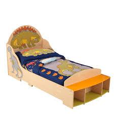 Dinosaur Bed Frame Kidkraft Boys Dinosaur Toddler Bed Toys