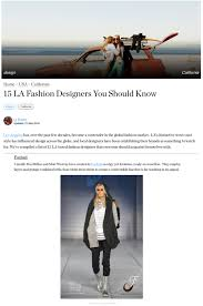 foxbait named la designers you should know upcoming select trade