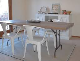 turn a folding table into a dining table 7 steps with pictures